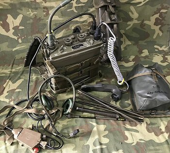 Apparati RADIO Surplus, Militar Radio Surplus, Military